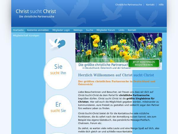 lll▷ Christ sucht Christ Erfahrungen & Test » Die Singlebörse